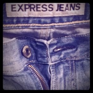 Express Jeans Size 33x30